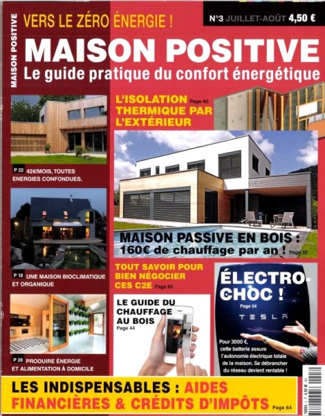 Guide Maison Positive n°3:couv